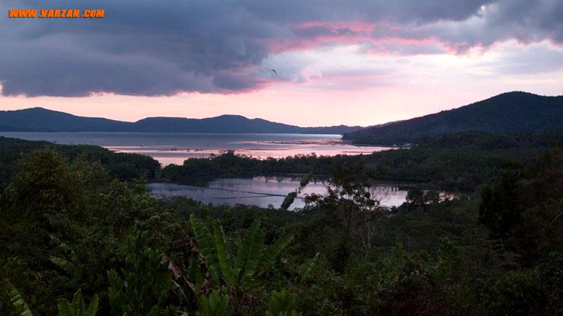 """نمایی از """"اولوگان"""" در جزایر پالاوان"""