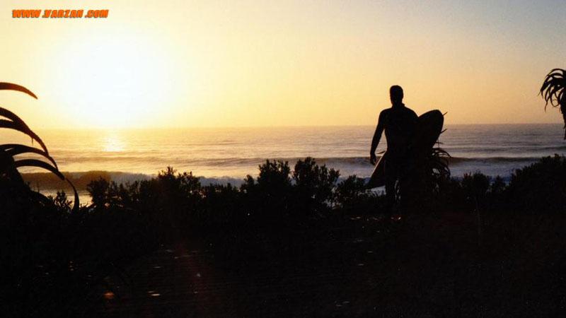 یکی از بهترین مقاصد موج سواری در جهان