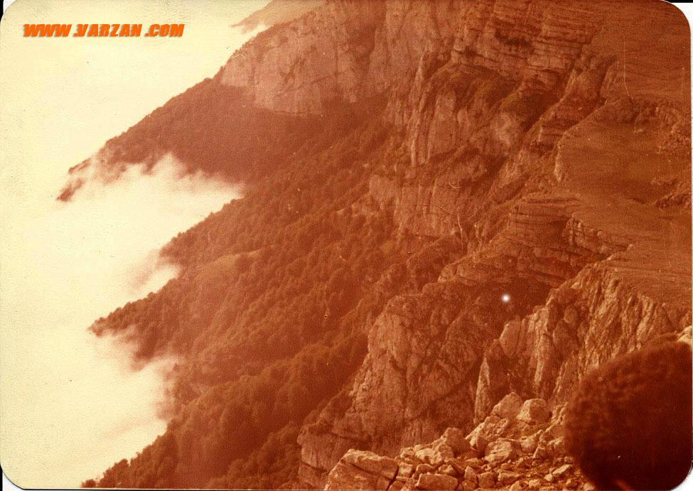 دریایی از ابر