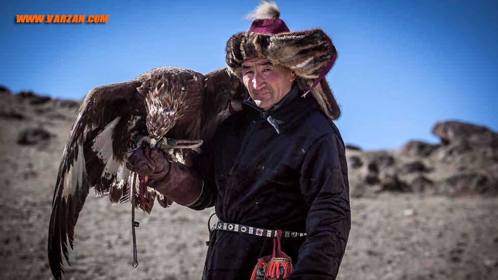 شکارچی عقاب طلایی