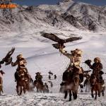شکارچیان عقاب طلایی