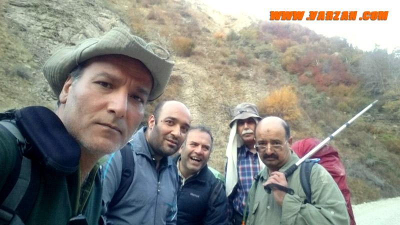 همنوردان در راه قله