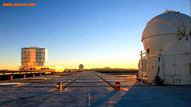 رصدخانه پارانال در ارتفاع 2600 متری