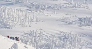 هیولاهای برفی